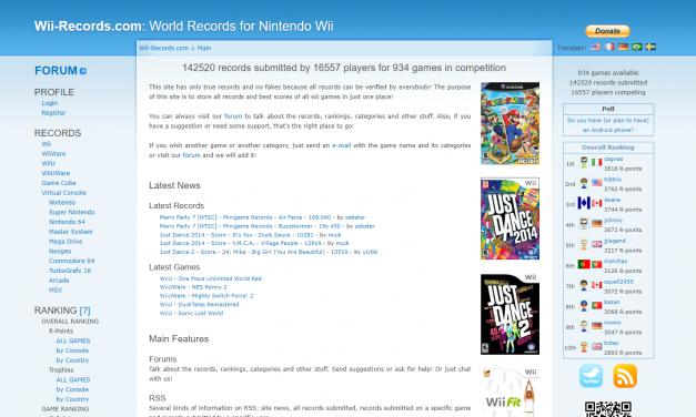 Wii-Records.com