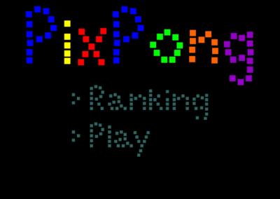 Pix Pong - Screenshot 1